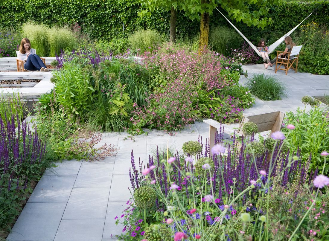 The Inclusive Garden 6 13 Studio Toop Landscape Design Contemporary Garden Design Garden Yard Ideas