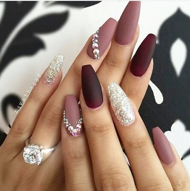Pin by April Chittum on Classy claws | Pinterest