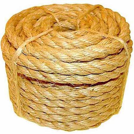 Lehigh Group 8035lhd Twisted Sisal Rope Sisal Rope Sisal Rope Diy
