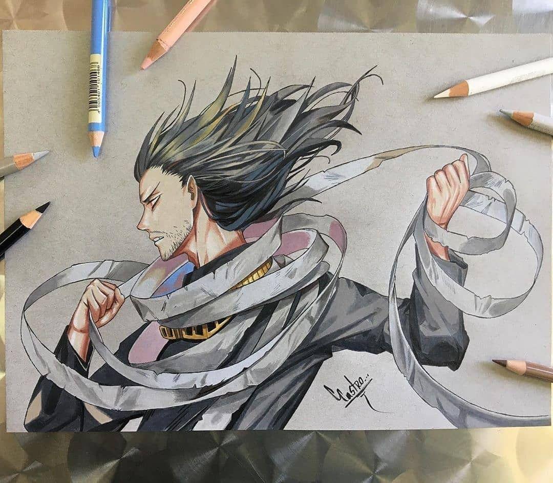 Photo of Anime drawings
