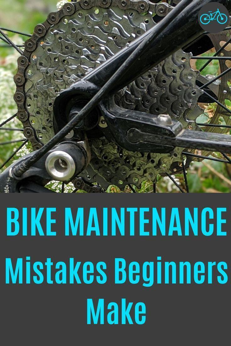 Photo of Fehler bei der Fahrradwartung, die Anfänger machen