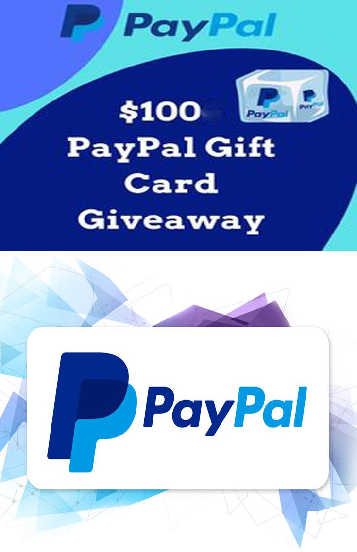 Free 100 paypal gift card giveaway in 2020 paypal