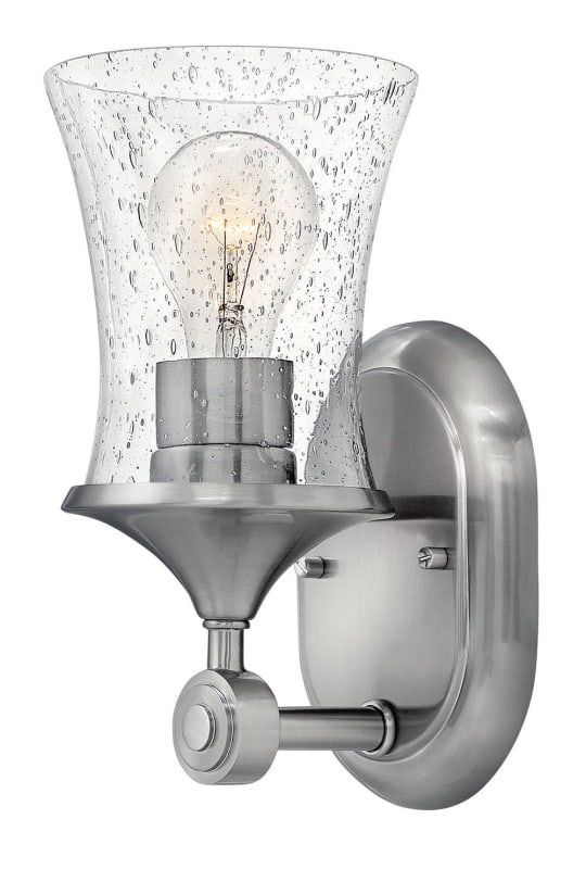 Hinkley Lighting 51800 Cl Thistledown Single Light 5 1 4 Wide