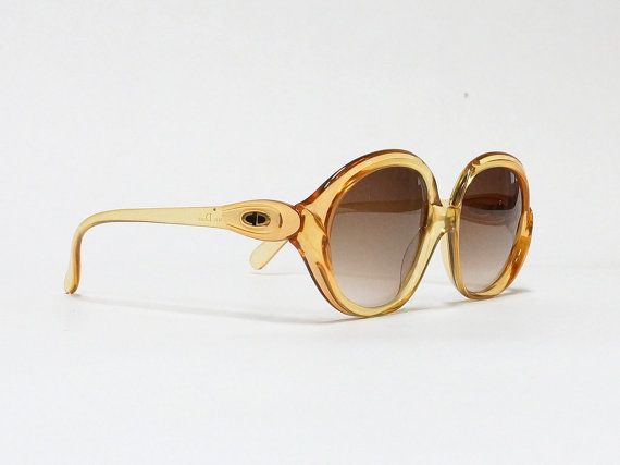 Vintage Sunglasses by Christian Dior - model 2079 - in NOS condition