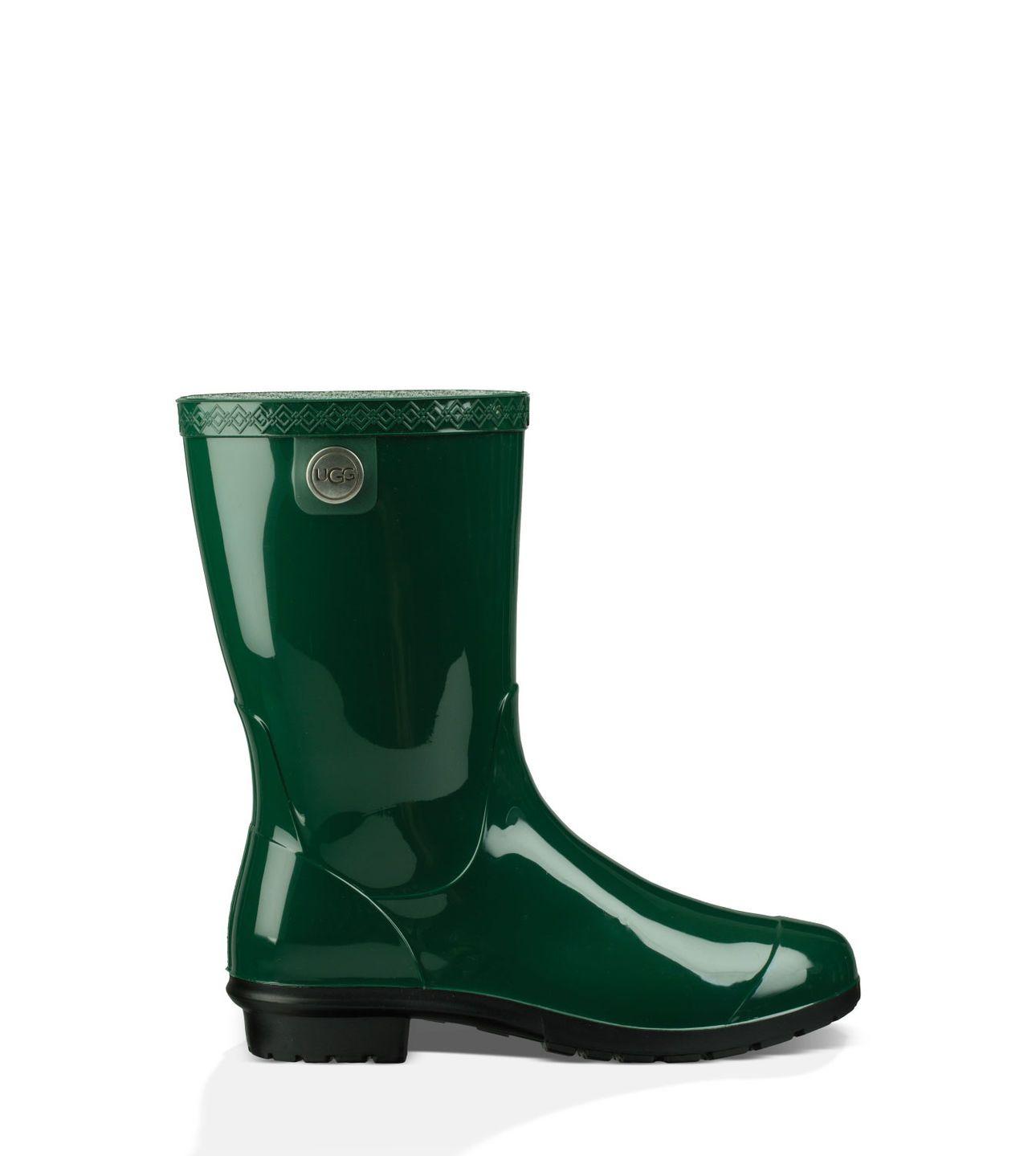 2d94137631e Women's Share this product Sienna Rain Boot   Green Envy ...