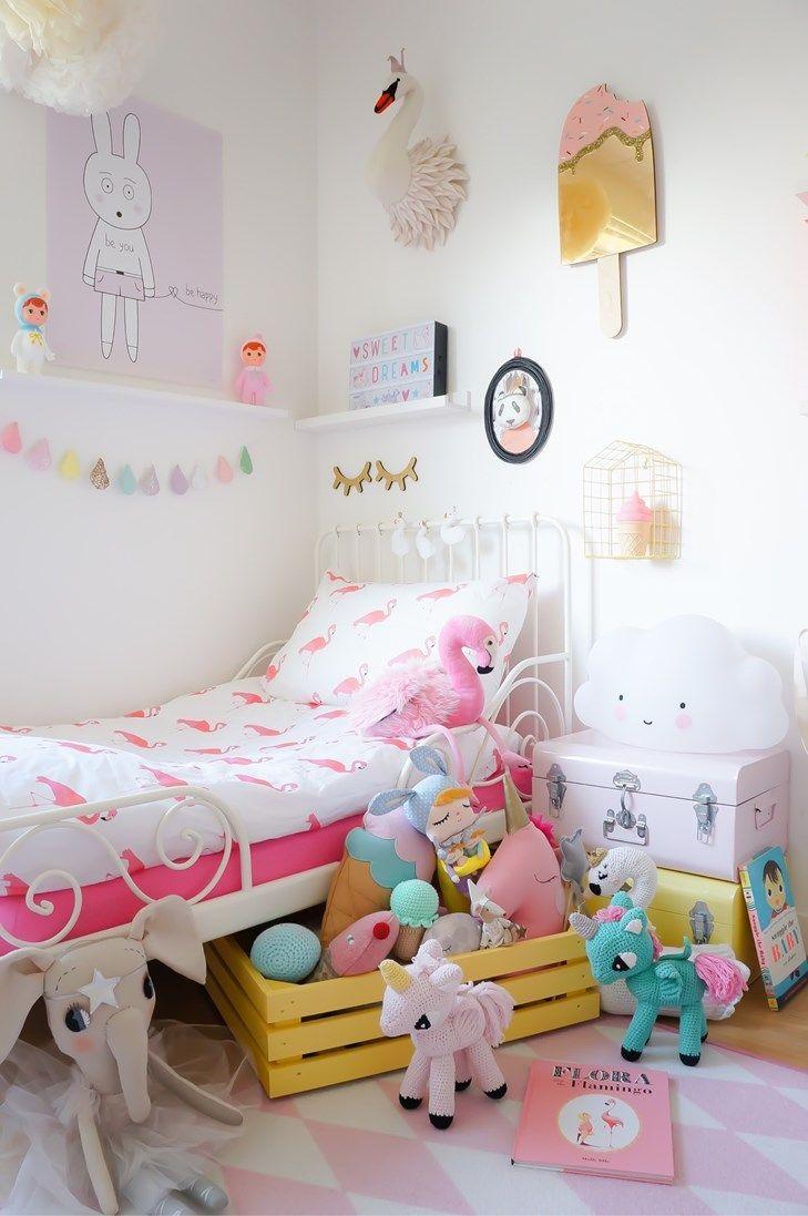Flamingo love (kidsdesignlife blog)   Kinderzimmer, Babyzimmer und ...
