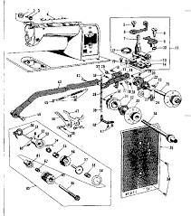 Image result for kenmore sewing machine tension assembly