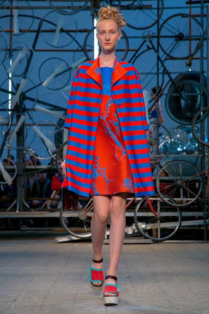 Antonio Marras Spring 2015 Menswear collection.