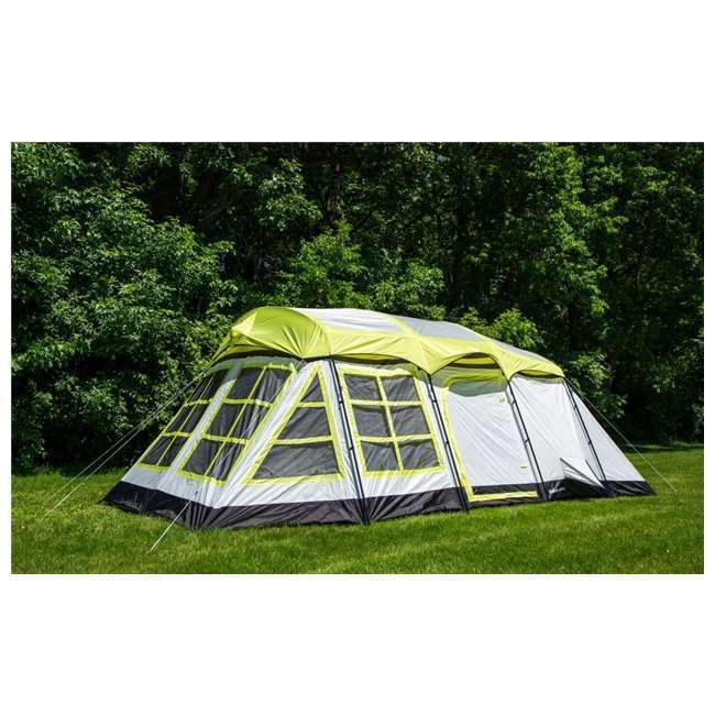 Details about Tents For C&ing 14 Person Comfortable Easy Set Up Polyester Floor Vent Durable  sc 1 st  Pinterest & Tents For Camping 14 Person Comfortable Easy Set Up Polyester ...