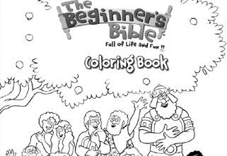 Free Coloring Book: Bible Stories
