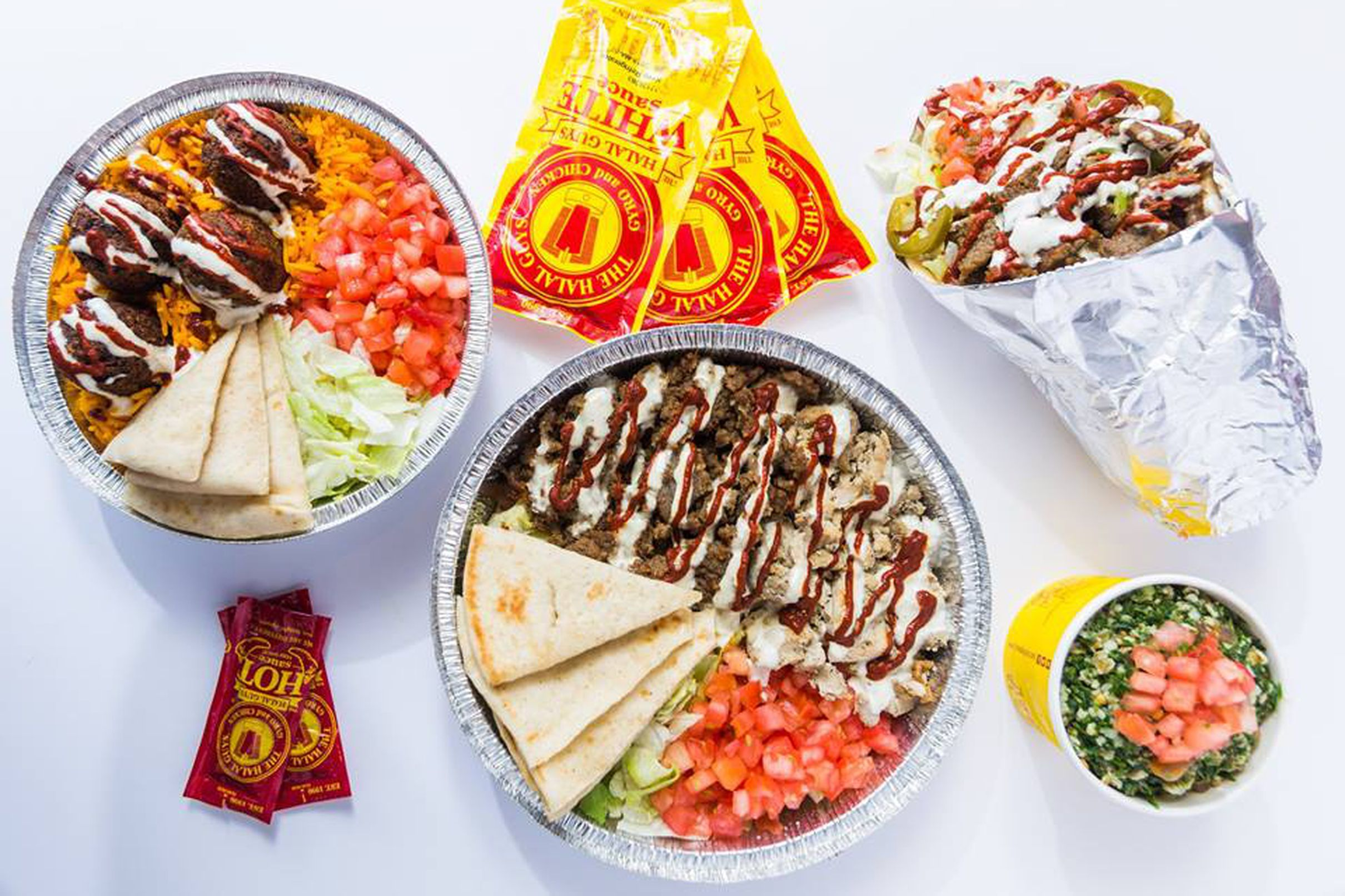 Tennessee S First Halal Guys Is Now Open In Nashville Food Halal Middle Eastern Recipes