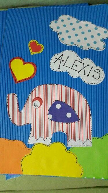 Elefante Actividades De Arte Para Ninos Carpeta Arte Para Ninos
