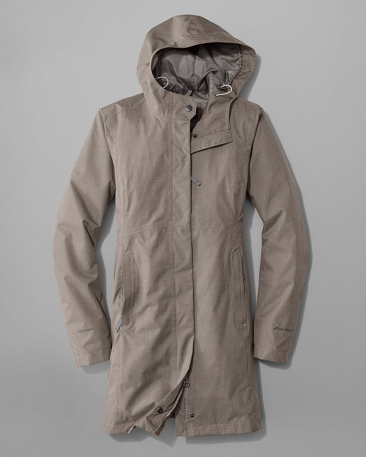 Stay dry and look great in the Women's Mackenzie Trench Coat   Eddie Bauer