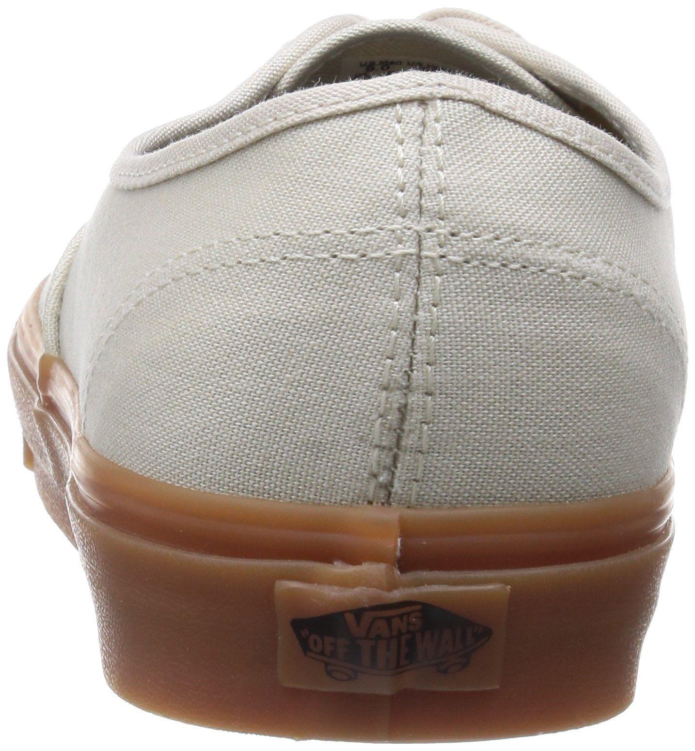 Vans Unisex Authentic Gumsole Birch Sneakers Shoes (Men's 10)