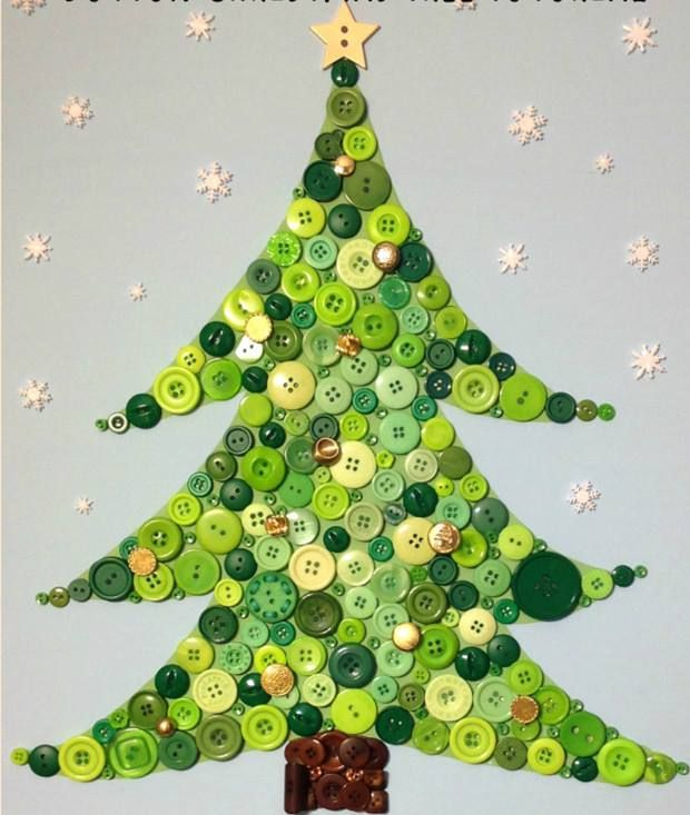 22 Sparkling and Fresh DIY Christmas tree Decoration Ideas to Add