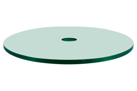 60 Inch Round Glass Table Tops