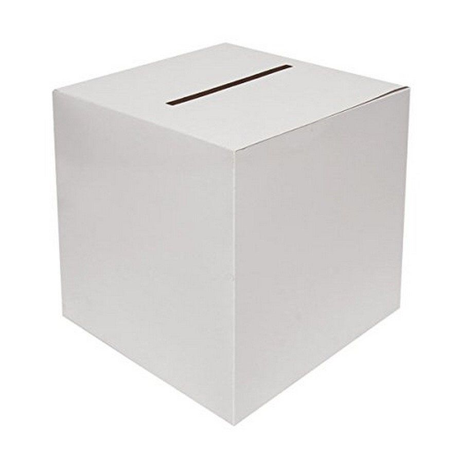 Cardboard Wedding Money Box 30x30x30 Cm Cardboard Box To Decorate To Receive Greeting Cards Wedding And Envelopes Hochzeitstisch Karton Box