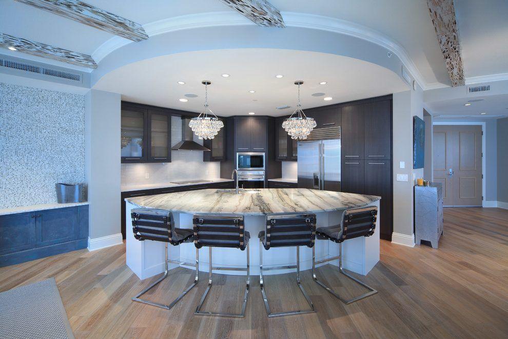 Fabulous Minimal Kitchen Design Amazing Ideas With Blue And White