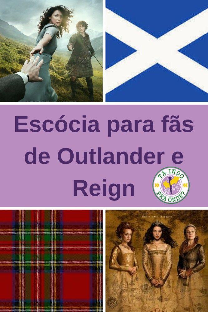 Dicas de viagem para fãs da Escócia, de Outlander, da Rainha Mary e de Reign! Visitando os cenários de filmagem e lugares ligados aos personagens, além de dicas de blogs e instagrams sobre a Escócia!