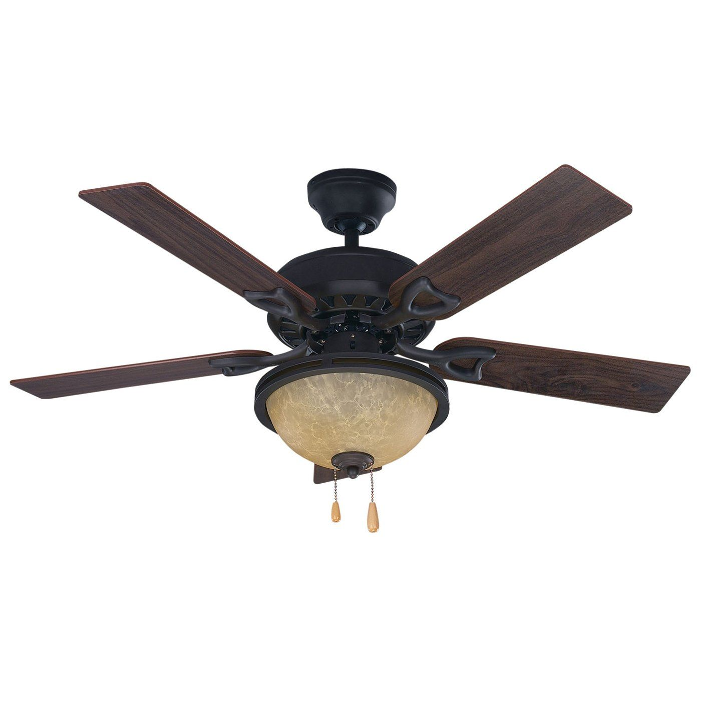 Canarm Cf42mir5orb 2 Light 42in Ceiling Fan Walnut Lighting Universe 105 60 Bronze Ceiling Fan Ceiling Fan Ceiling Fan With Light Cheap ceiling fans for sale