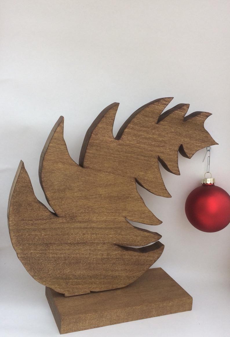 Christmas Tree Ornament Hanger Christmas Ornament Holder Christmas Ornament Display Stand Wooden Tree Tabletop Christmas Tree Christmas Ornaments Christmas Tree Ornaments Wood Christmas Tree