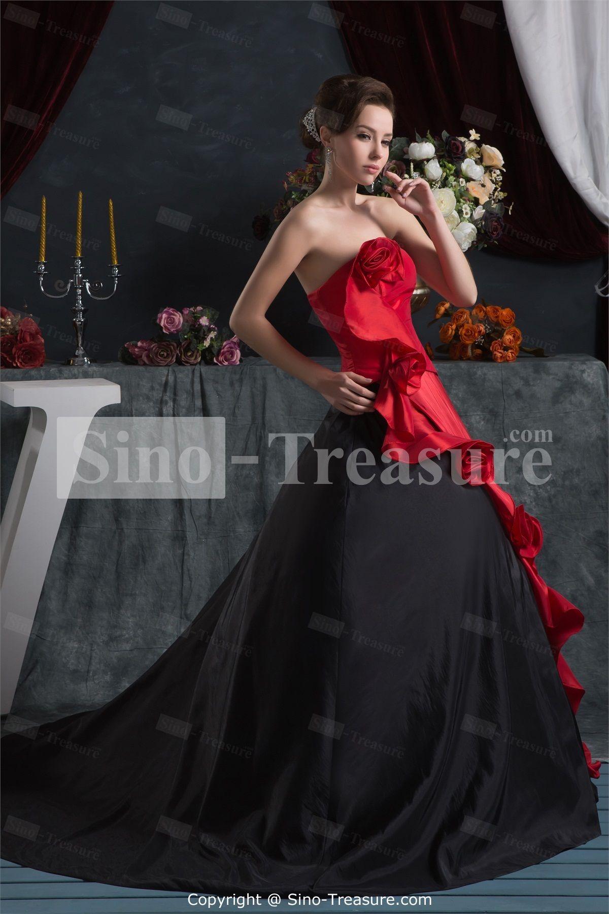 Red and black ball gowns xbktuvry black u whitegothic wedding