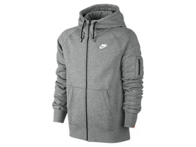 sneakers best supplier unique design Nike AW77 Fleece Full-Zip Men's Hoodie | Nike ♡♡ | Hoodies ...
