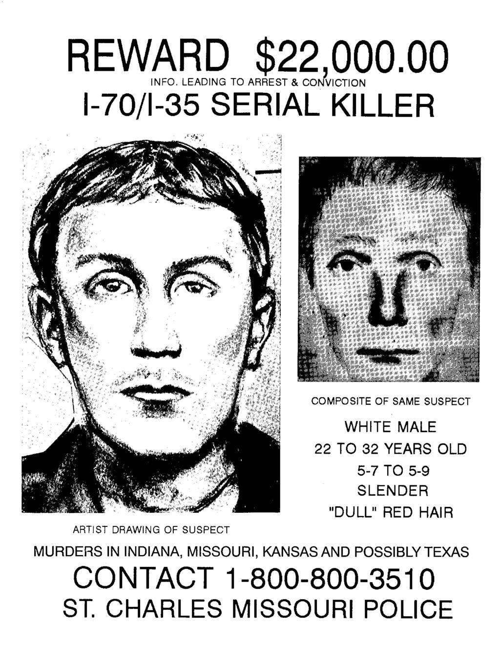 30 Serial Killers Who Were Never Caught