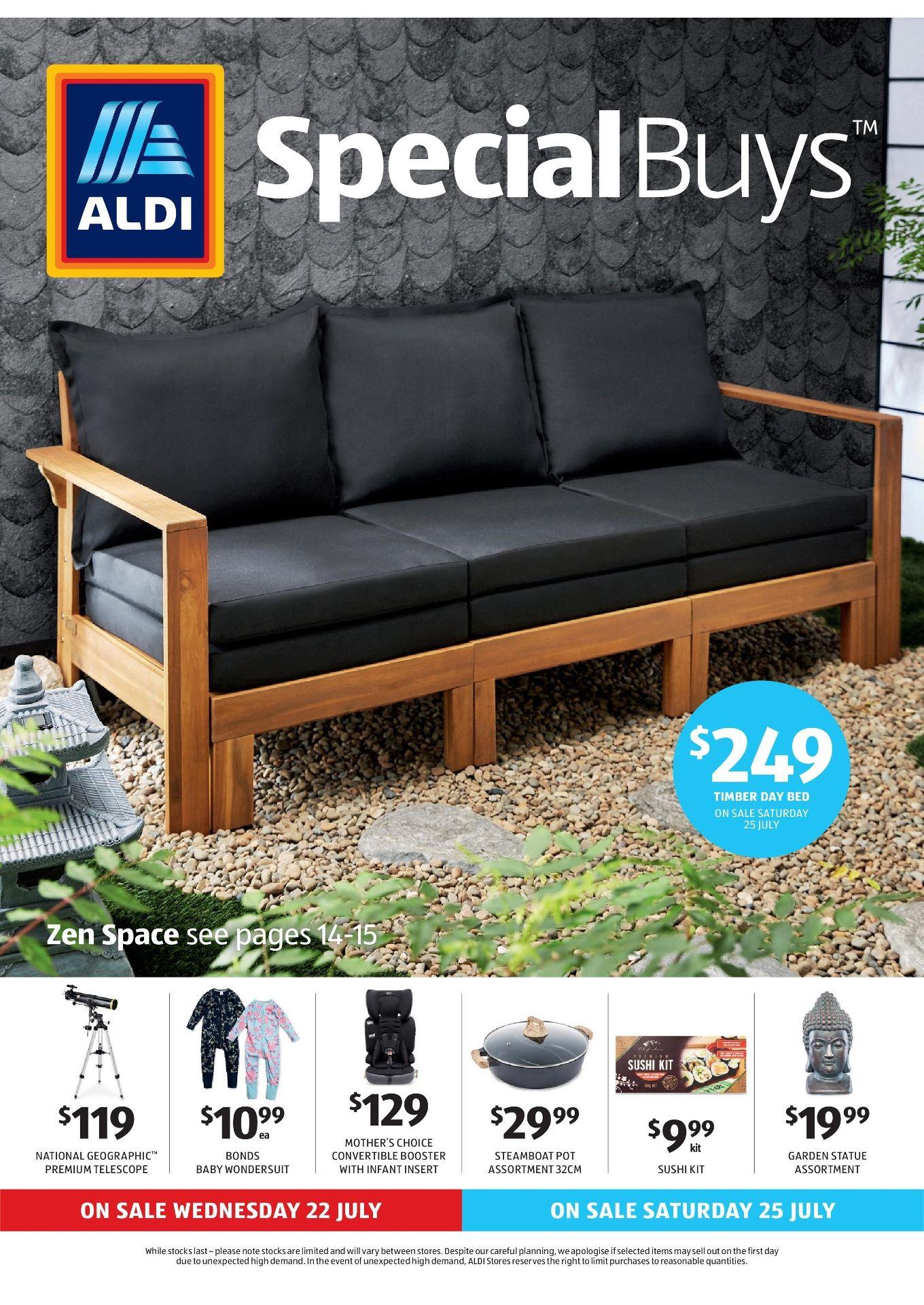 Aldi Catalogue Specials Week 30 22 July 28 July 2020 In 2020 Aldi Aldi Specials Weekly Specials