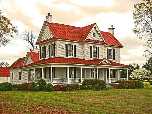 pictures of farm houses with porches | Recent Photos The Commons Getty Collection Galleries World Map App ...