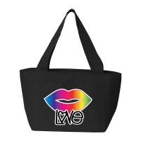 abe92eb62d6d Rainbow Love Lips Insulated Lunch Bag | Insulated Lunch Bags ...