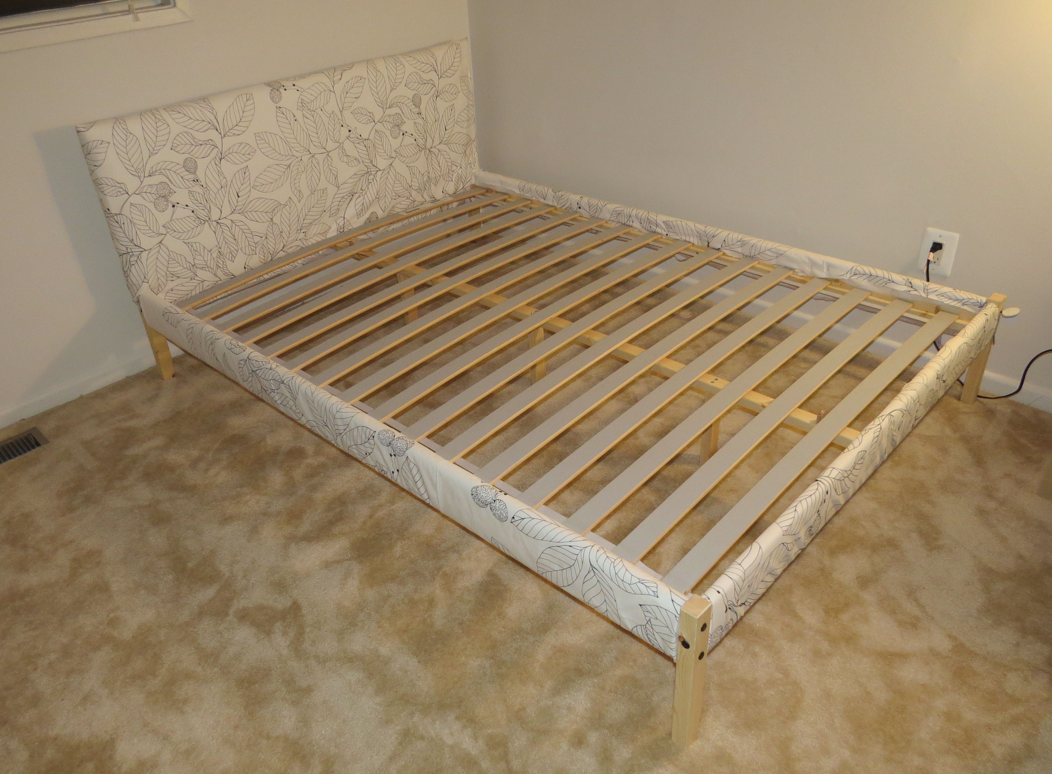 Inspirational Ikea Bed Frame Fjellse Review Insured By Ross