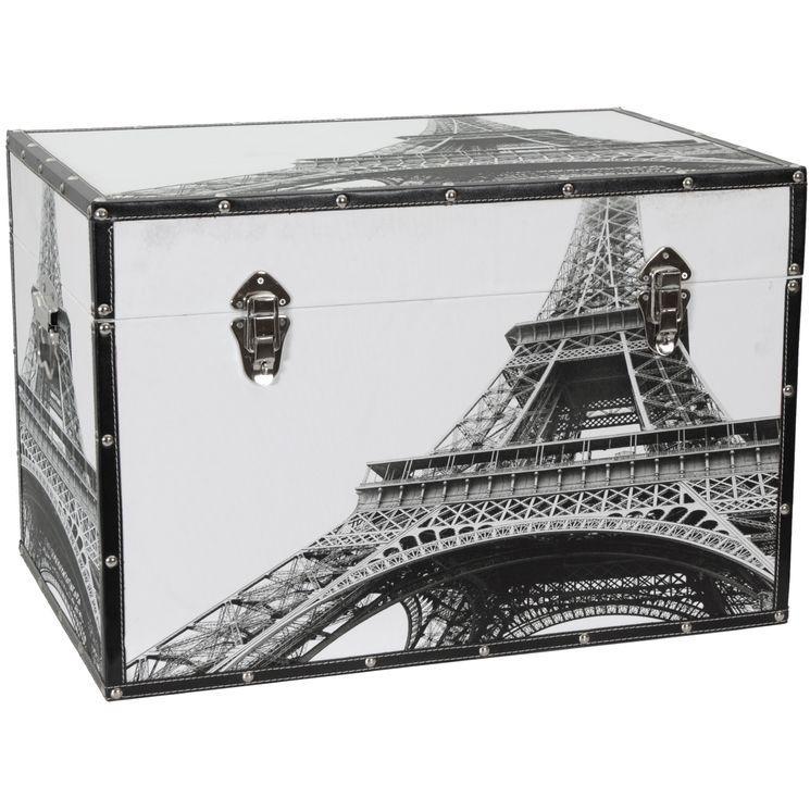 Eiffel Tower Trunk