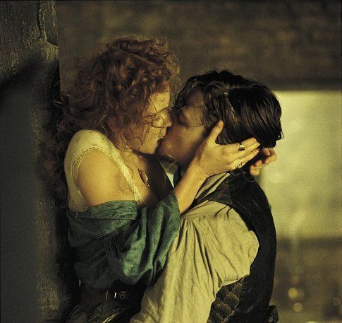 The Best Movie Kisses Of All Time Gangs Of New York Movie