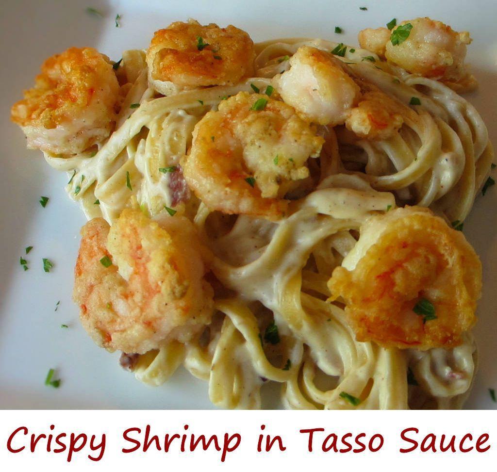 Photo of Crispy Shrimp in Tasso Sauce – Life's A Tomato
