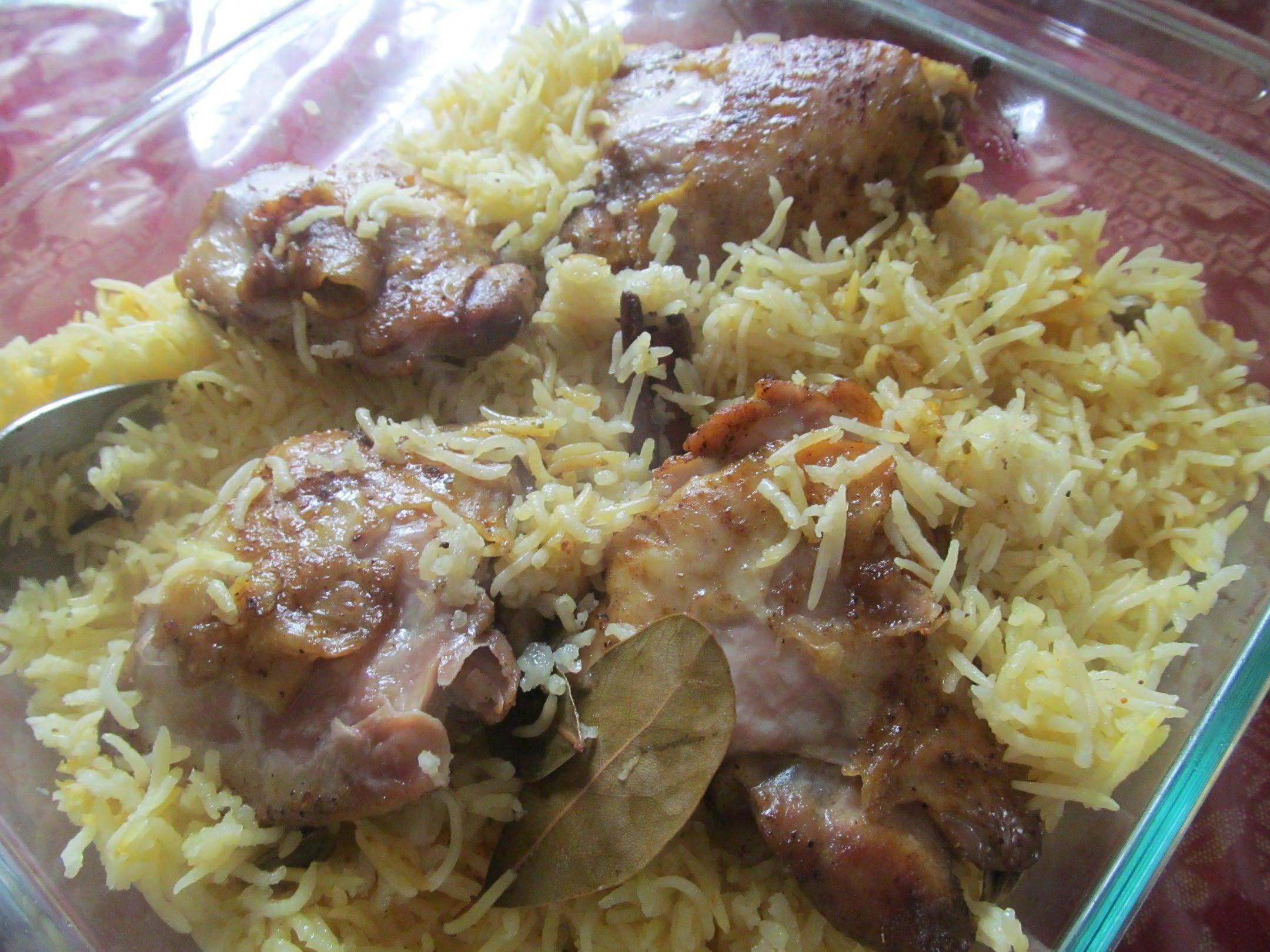 وصفة رقم ٩٤ طريقة عمل رز ودجاج بالفرن Food Cooking Beef