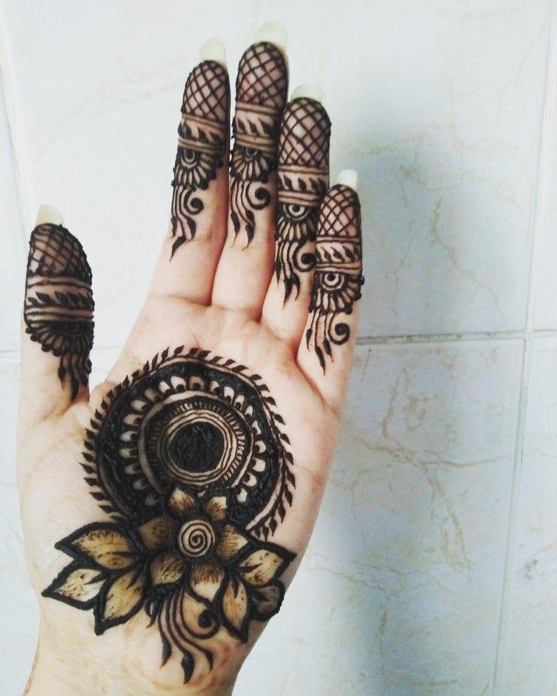 Henna Mandala Design Henna Mandala Design Hand Henna Henna Hand Tattoo