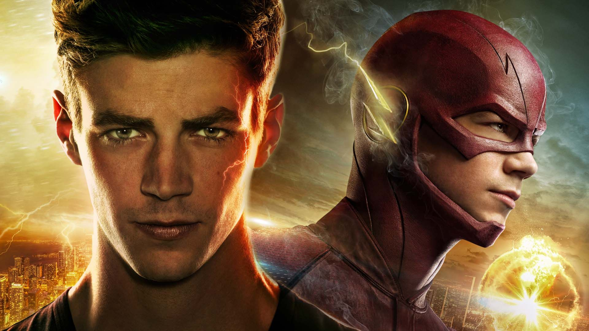 The Flash CW Wallpaper HD Wallpapers