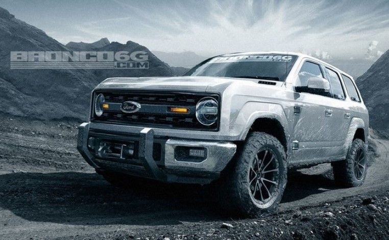 2020 Ford Bronco Review Release Date Price Design Engine And