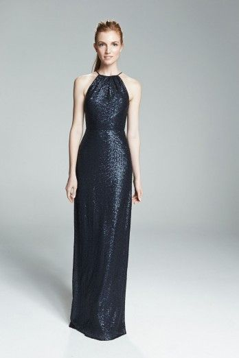 3027047f4ef chandler - comes in gold also Navy Bridesmaid Dresses