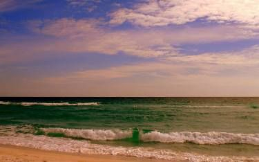 Infinity Beach I [Limited Edition of 10] #art #photography #ocean #beach #vacation #relax #zen