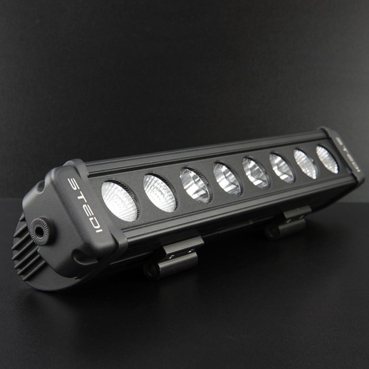 St3300 17 80w Cree Led Light Bar Single Row By Stedi Cree Led Cree Led Light Bar Bar Lighting