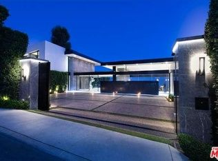 Stradella Ultramodern Masterpiece Home On The Hollywood Hills Designed By Paul Mcclean Caandesign