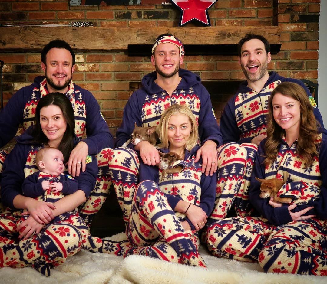 d849342cbb Matching Nordic Winter onesie pajamas from Snug As a Bug.  snugasabug   matchingpajamas  christmasmagic  christmaspajamas  familyfun   holidaylikeyoumeanit
