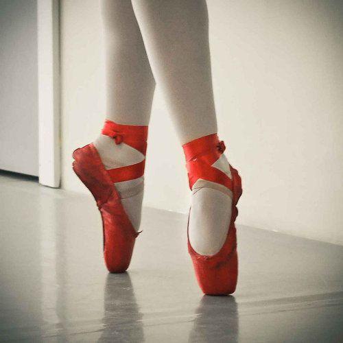 low priced 200aa ff1dc scarpette rosse... | BALLET - danza classica | Balletto ...