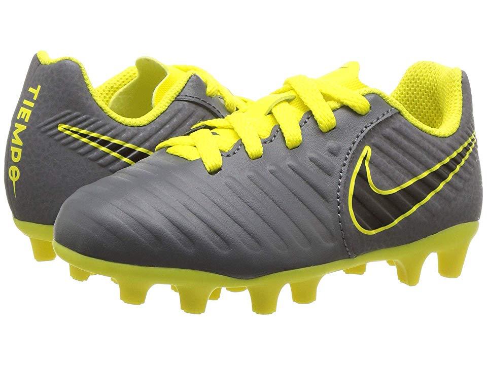 sale retailer ce5e6 11dc0 Nike Kids Jr. Legend 7 Club MG Soccer (Toddler/Little Kid ...