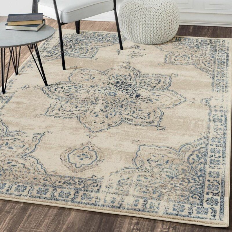 Wisen Oriental Ivory Area Rug Rugs On Carpet Oriental Area Rugs Dinning Room Decor
