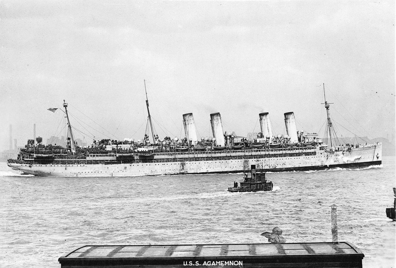USS Agamemnon