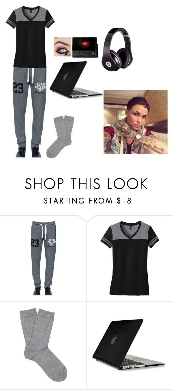 """""""Untitled #1050"""" by freak-show101 ❤ liked on Polyvore featuring Superdry, Falke, Speck, Motorola and Beats by Dr. Dre"""