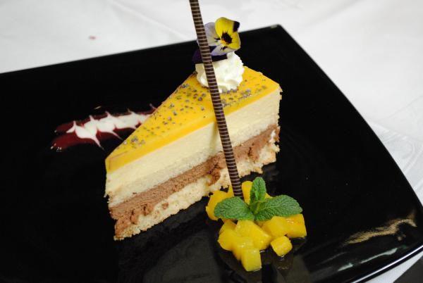 Recept: Čokoládovo-maracujová torta | Nebíčko v papuľke